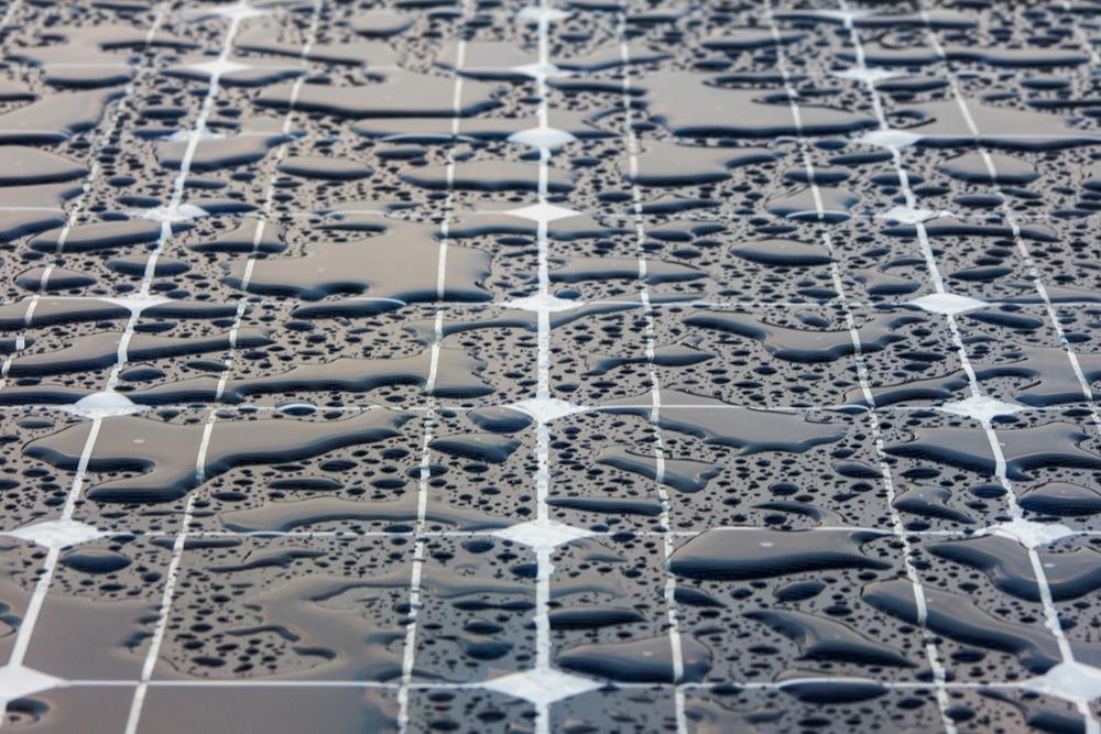 Nano solar Panel coating